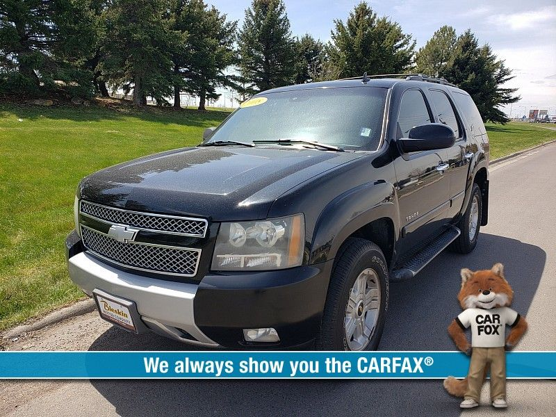 2008 Chevrolet Tahoe 4d SUV 4WD LT-3  city MT  Bleskin Motor Company   in Great Falls, MT