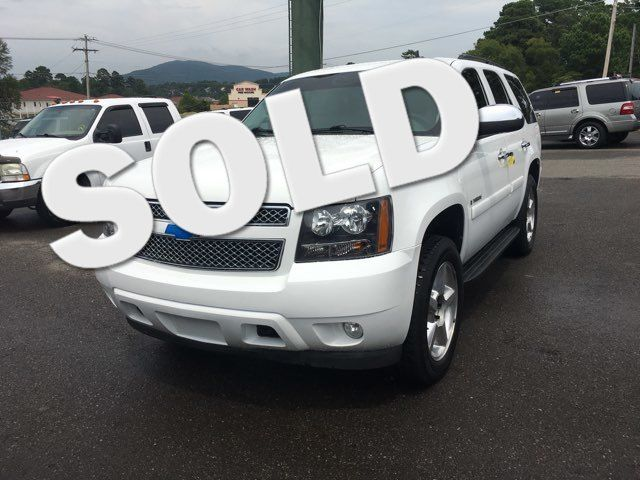 2008 Chevrolet Tahoe LTZ - John Gibson Auto Sales Hot Springs in Hot Springs Arkansas