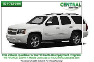 2008 Chevrolet Tahoe LTZ   Hot Springs, AR   Central Auto Sales in Hot Springs AR