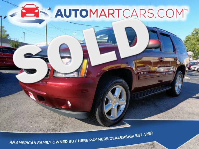 2008 Chevrolet Tahoe LT w/3LT | Nashville, Tennessee | Auto Mart Used Cars Inc. in Nashville Tennessee