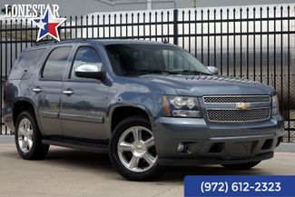 2008 Chevrolet Tahoe LTZ Clean Carfax Quad Buckets DVD in Plano Texas, 75093