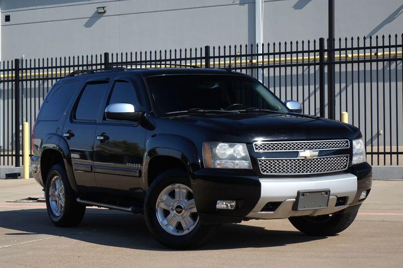 2008 Chevrolet Tahoe LT w/2LT*4x4*3rd Row* Only 103k mi* DVD*EZ Finance   Plano, TX   Carrick's Autos in Plano TX