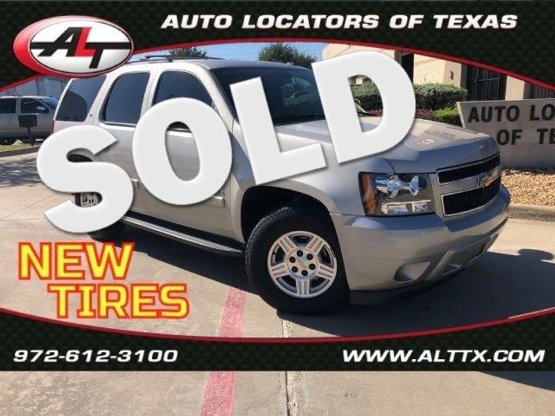 2008 Chevrolet Tahoe LS | Plano, TX | Consign My Vehicle in Plano TX