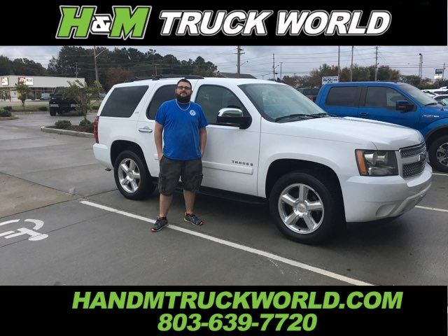 "2008 Chevrolet Tahoe LTZ ""NAV"" ""ROOF"" ''SECOND ROW BUCKETS"" ""THIRD ROW"" in Rock Hill SC, 29730"