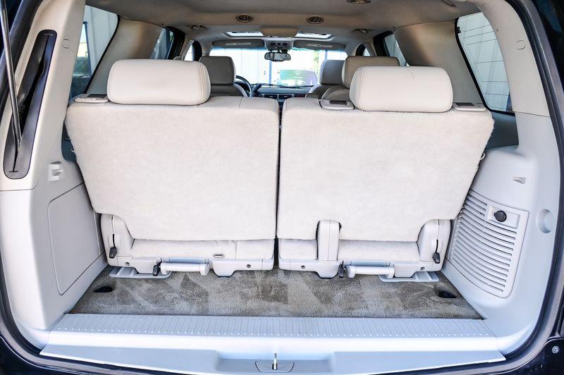 2008 Chevrolet Tahoe 5.3L V8 LTZ 4WD LEATHER 3RD ROW SEATS REAR AC in Rowlett, Texas