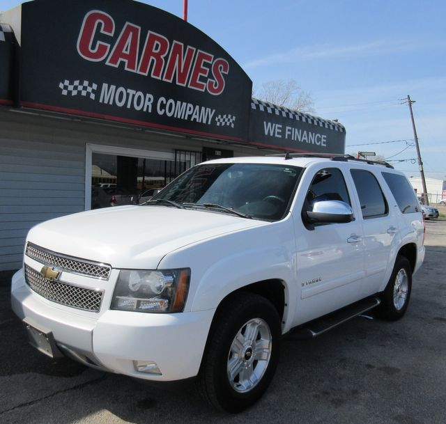2008 Chevrolet Tahoe LT w/3LT south houston, TX 1