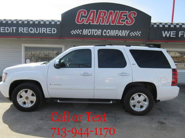 2008 Chevrolet Tahoe LT w/3LT south houston, TX