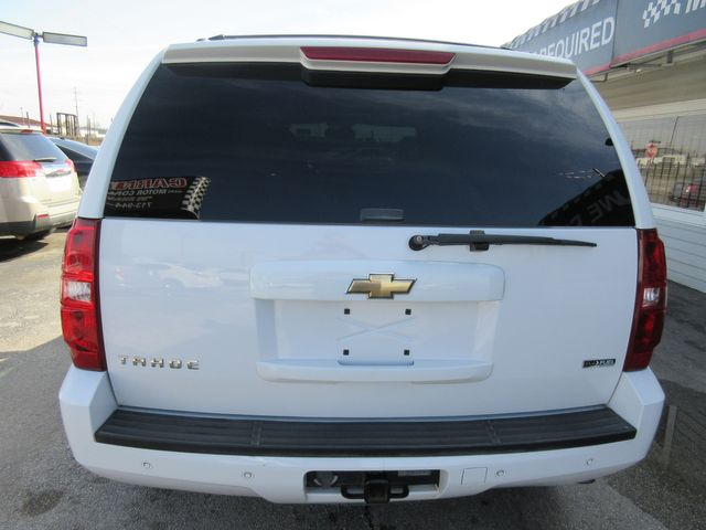 2008 Chevrolet Tahoe LT w/3LT south houston, TX 3
