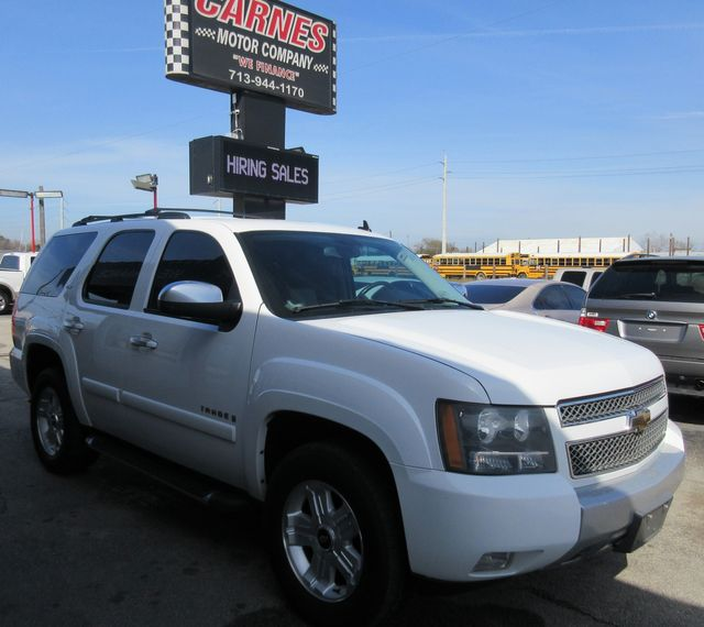 2008 Chevrolet Tahoe LT w/3LT south houston, TX 6