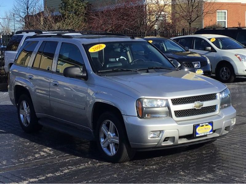 2008 Chevrolet TrailBlazer LT w/3LT | Champaign, Illinois | The Auto Mall of Champaign in Champaign Illinois