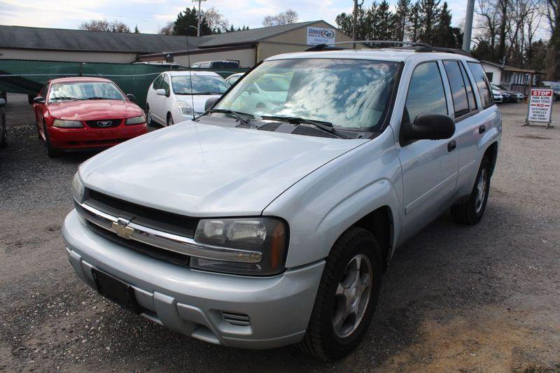2008 Chevrolet TrailBlazer Fleet w2FL  city MD  South County Public Auto Auction  in Harwood, MD