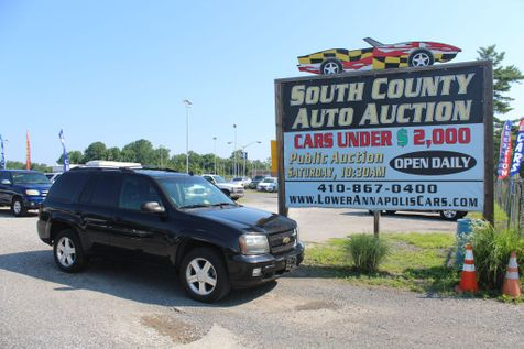 2008 Chevrolet TrailBlazer LT w/3LT in Harwood, MD