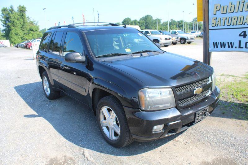 2008 Chevrolet TrailBlazer LT w3LT  city MD  South County Public Auto Auction  in Harwood, MD