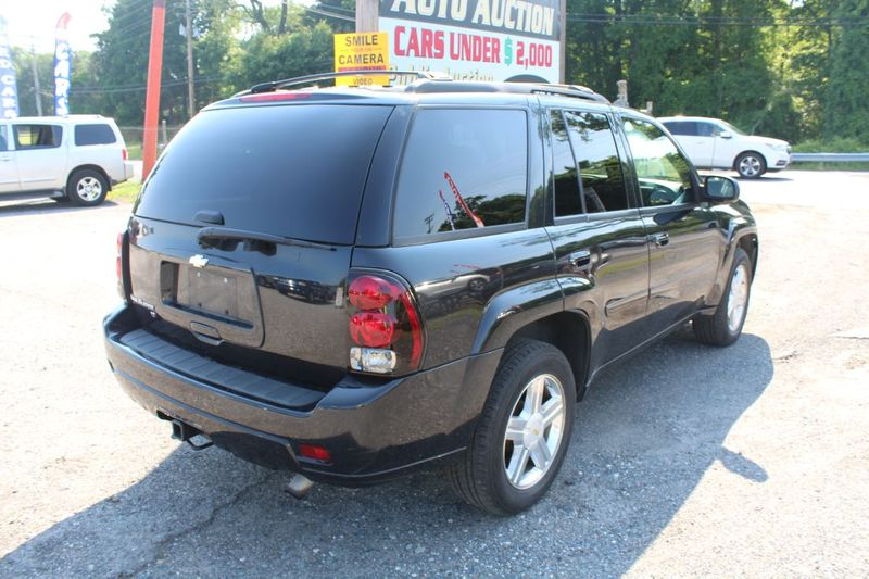 2008 Chevrolet TrailBlazer LT w3LT  city MD  South County Public Auto Auction  in Harwood, MD