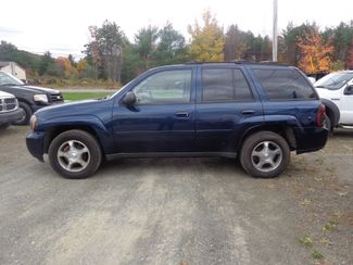 2008 Chevrolet TrailBlazer LT w/1LT Hoosick Falls, New York