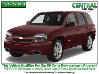 2008 Chevrolet TrailBlazer Fleet w/2FL | Hot Springs, AR | Central Auto Sales in Hot Springs AR