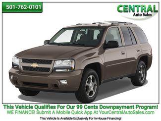 2008 Chevrolet TrailBlazer LT w/1LT | Hot Springs, AR | Central Auto Sales in Hot Springs AR