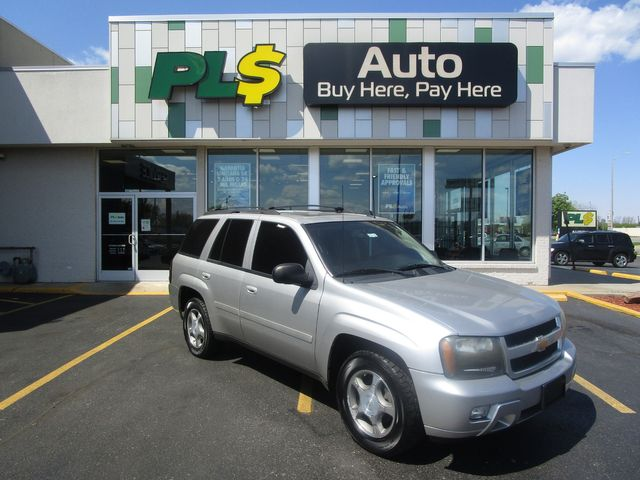 2008 Chevrolet TrailBlazer LT w/1LT in Indianapolis, IN 46254