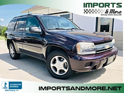 2008 Chevrolet Trailblazer LS 4x4 in Lenoir City, TN