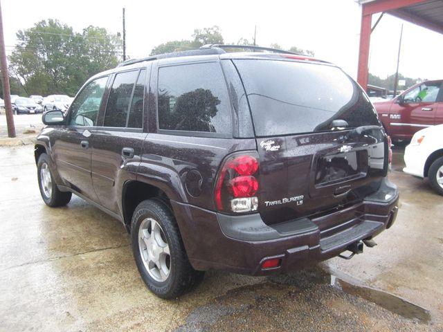 2008 Chevrolet TrailBlazer LT Houston, Mississippi 4
