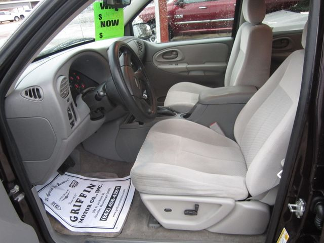 2008 Chevrolet TrailBlazer LT Houston, Mississippi 8