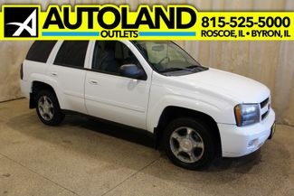 2008 Chevrolet TrailBlazer LT w/1LT in Roscoe IL, 61073