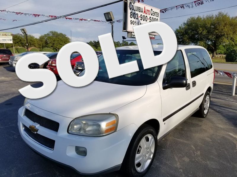 2008 Chevrolet Uplander LS  city SC  Columbia Auto Center  in Columbia, SC