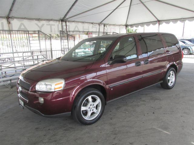 2008 Chevrolet Uplander LS Gardena, California