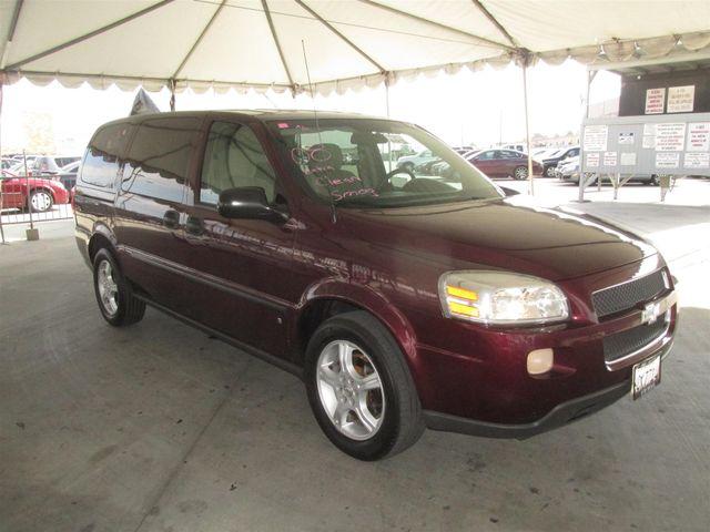 2008 Chevrolet Uplander LS Gardena, California 3