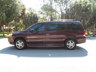2008 Chevrolet Uplander Wheelchair Van Handicap Ramp Van Pinellas Park, Florida 1