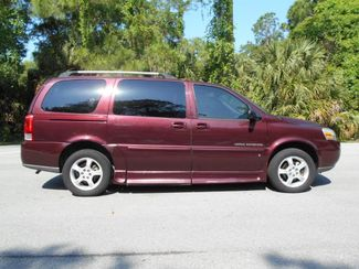 2008 Chevrolet Uplander Wheelchair Van Handicap Ramp Van Pinellas Park, Florida 2