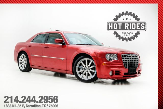 2008 Chrysler 300 Srt 8 Carrollton Tx Texas Hot Rides