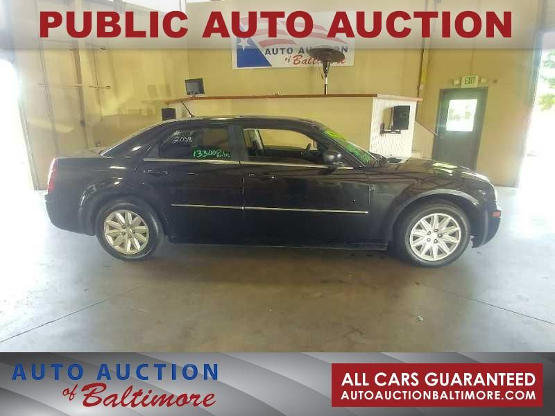 2008 Chrysler 300 LX   JOPPA, MD   Auto Auction of Baltimore  in JOPPA MD