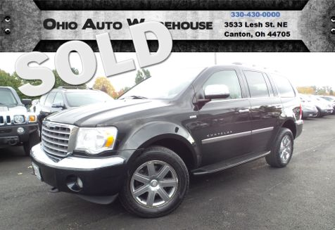 2008 Chrysler Aspen Limited AWD HEMI V8 3rd Row Cln Carfax We Finance | Canton, Ohio | Ohio Auto Warehouse LLC in Canton, Ohio
