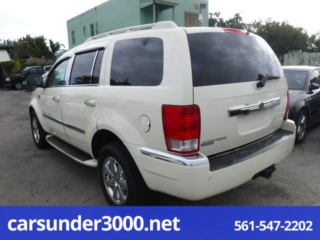 2008 Chrysler Aspen Limited Lake Worth , Florida 3