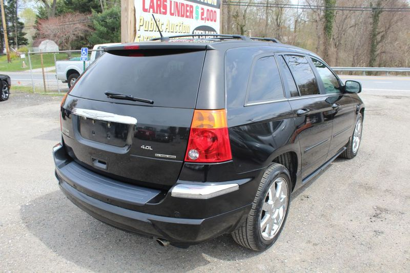 2008 Chrysler Pacifica Limited  city MD  South County Public Auto Auction  in Harwood, MD