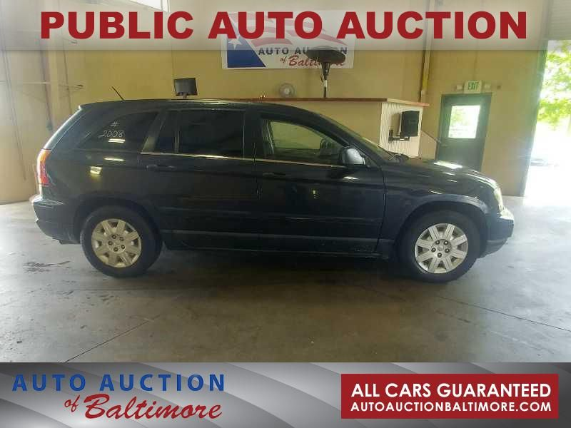 2008 Chrysler Pacifica LX   JOPPA, MD   Auto Auction of Baltimore  in JOPPA MD