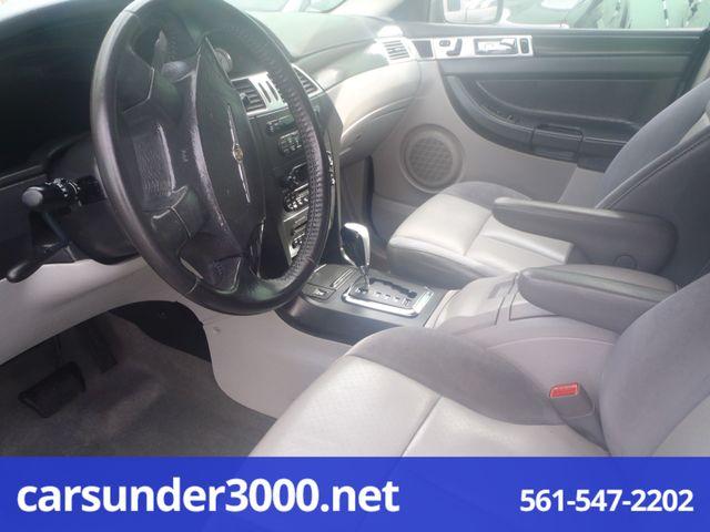 2008 Chrysler Pacifica Touring Lake Worth , Florida 4
