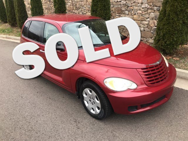 2008 Chrysler PT Cruiser Base Knoxville, Tennessee 0