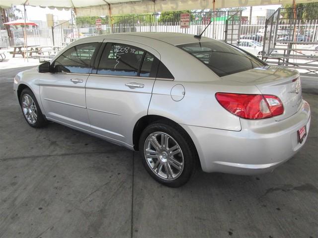2008 Chrysler Sebring Limited Gardena, California 1