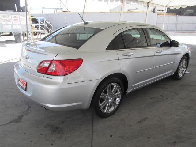 2008 Chrysler Sebring Limited Gardena, California 2