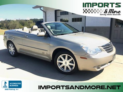 2008 Chrysler Sebring Touring Convertible in Lenoir City, TN