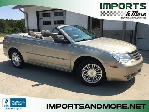 2008 Chrysler Sebring LX Convertible in Lenoir City, TN