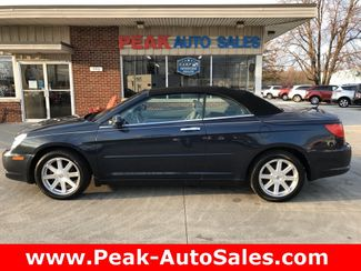 2008 Chrysler Sebring Limited in Medina, OHIO 44256