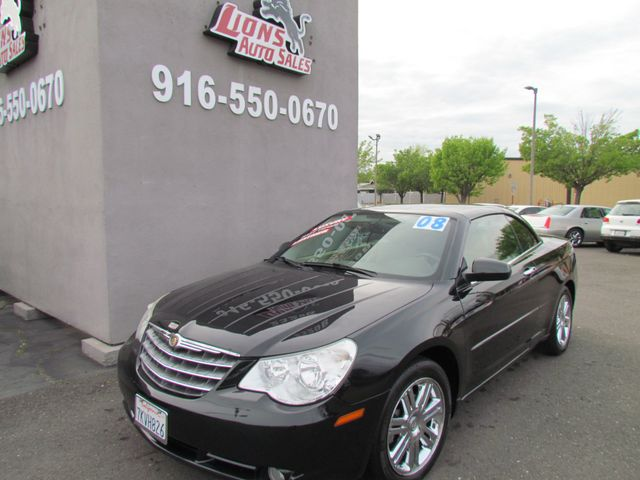 2008 Chrysler Sebring Limited in Sacramento, CA 95825
