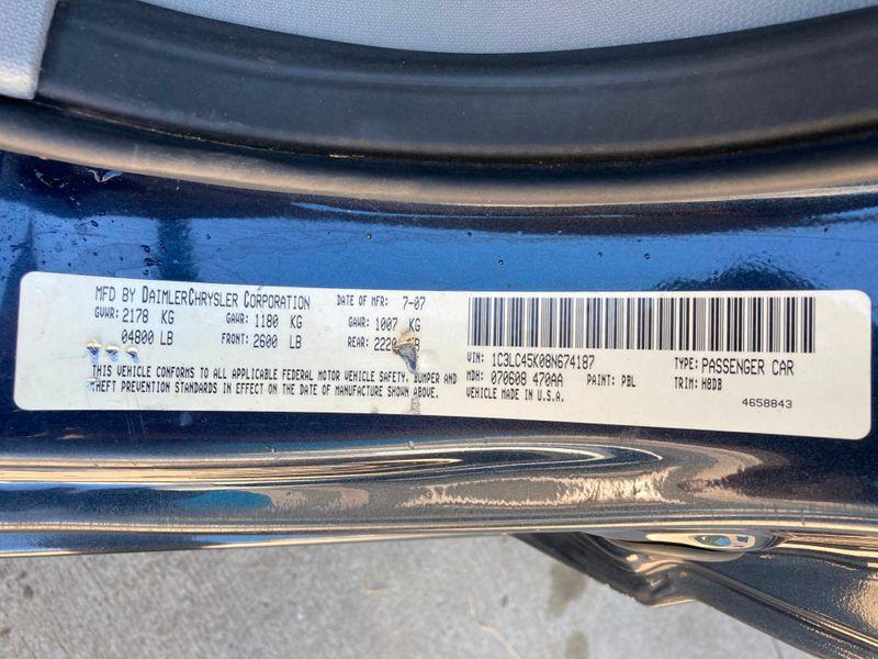 2008 Chrysler Sebring LX  in , Ohio