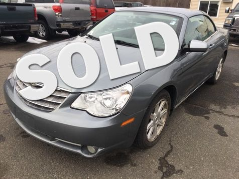 2008 Chrysler  Convertible Touring in West Springfield, MA