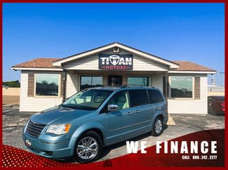 2008 Chrysler Town & Country Limited in Amarillo, TX 79110