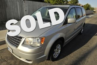 2008 Chrysler Town & Country in Cathedral City, California