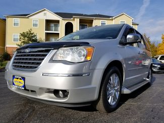 2008 Chrysler Town & Country Limited | Champaign, Illinois | The Auto Mall of Champaign in Champaign Illinois